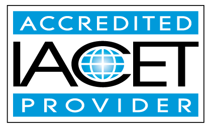 IACET Authorized Provider logo